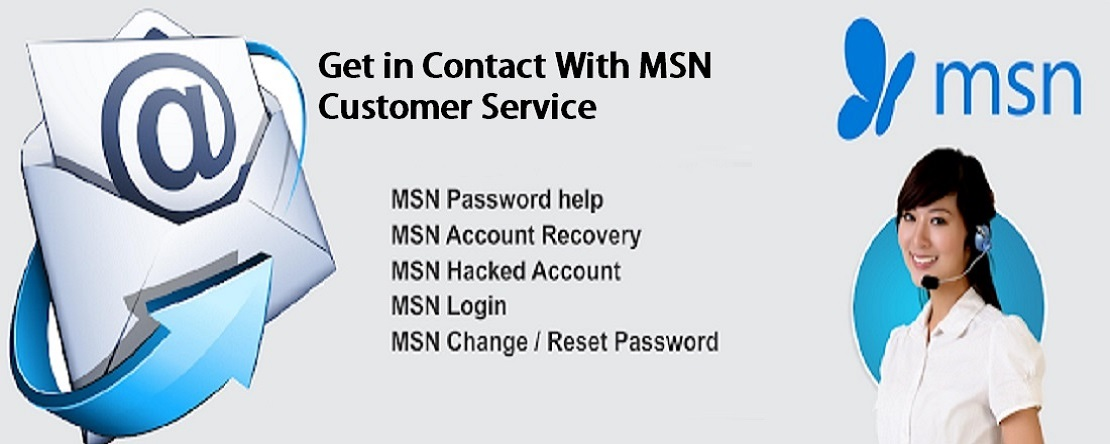 Get in Contact With MSN Customer Service